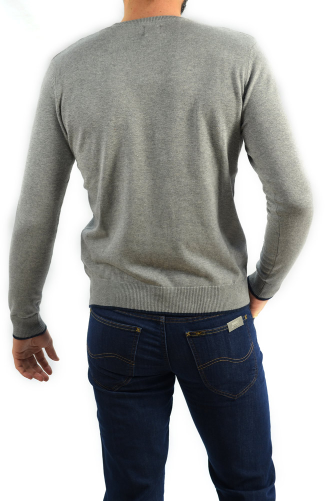 JERSEY MILANO MD. 7589158 GRIS