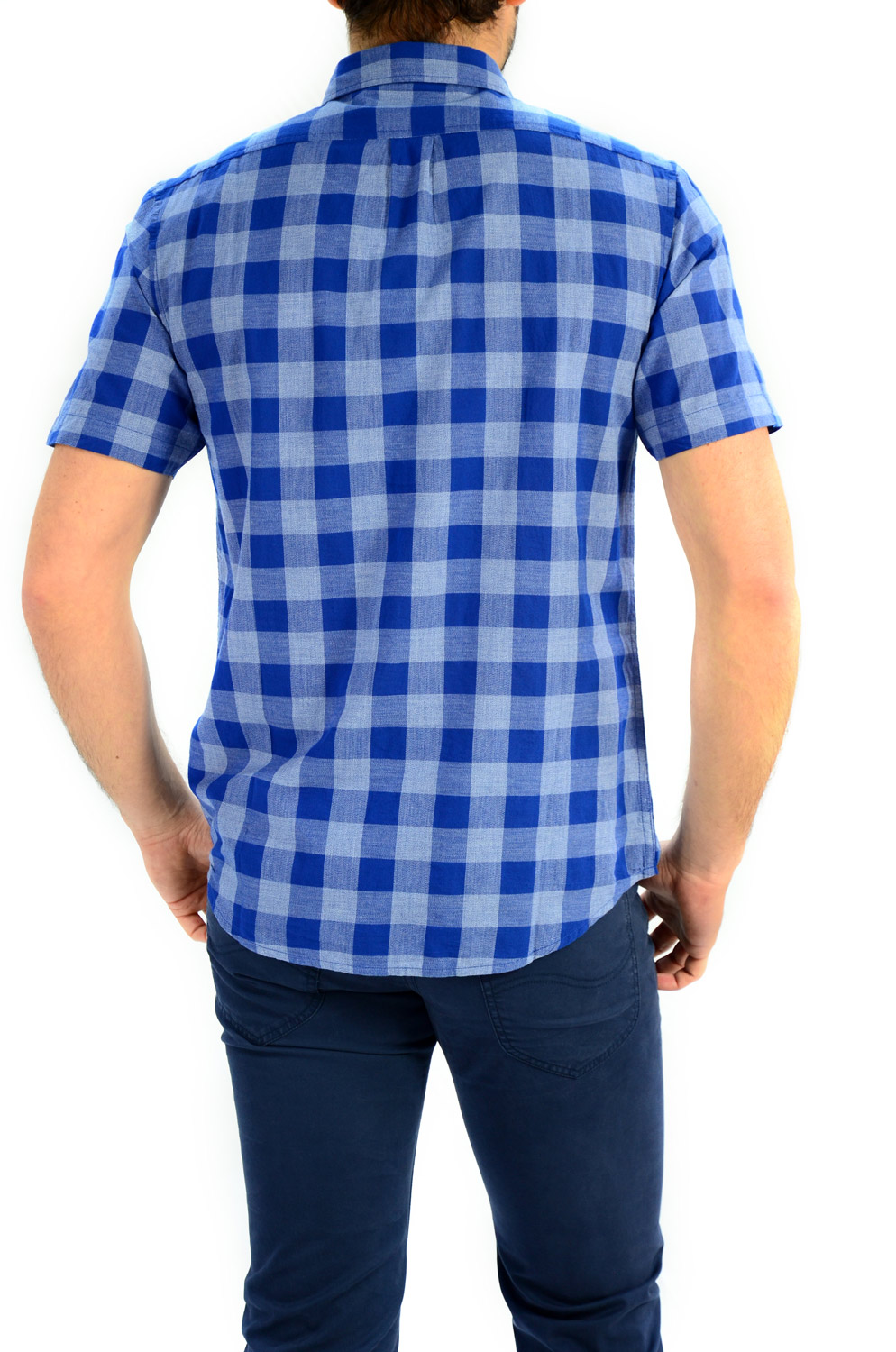 CAMISA LEED BUTTON DOWN SS LIMOGES