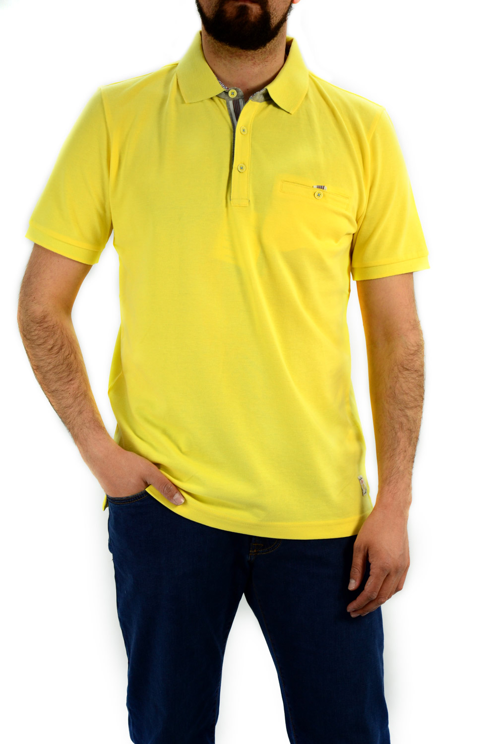 POLO PIERRE CARDIN MODERN FIT