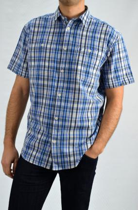 CAMISA WRANGLER 2PKT SHIRT CLASSIC BLUE - Ver los detalles del producto