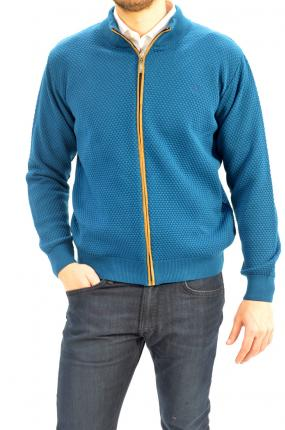 CHAQUETA JIMMY MD. 8523  PETROLEO - Ver os detalles do produto