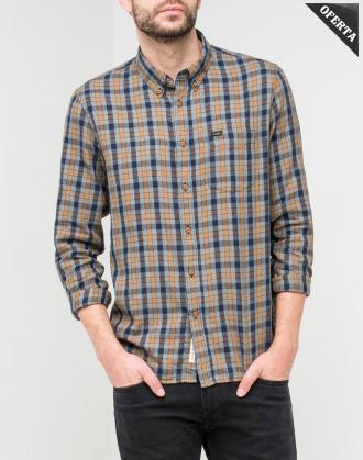 CAMISA LEE BUTTON DOWN DIJON - Ver os detalles do produto