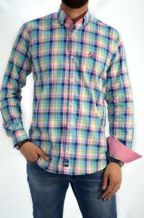 CAMISA LA VESPITA MD. 5/3474 ROSA - Ver los detalles del producto