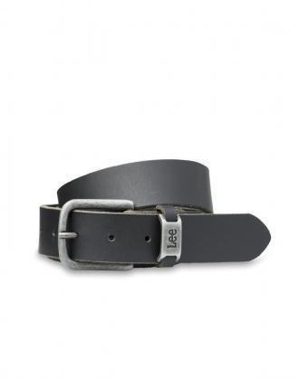 CINTO LEE LOGO BELT BLACK - Ver los detalles del producto