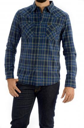CAMISA LEE WESTERN SHIRT NIGHT SKY - Ver os detalles do produto