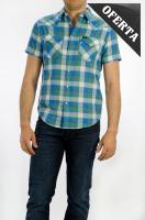 Ver os detalles de CAMISA LEE SS WESTERN FADED GREEN