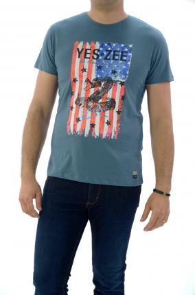 Camiseta Yes Zee Mod T739 - Ver los detalles del producto