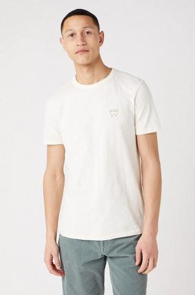 Camiseta Wrangler Veg Tee Papyrus - Ver los detalles del producto