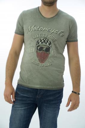 Camiseta Yes Zee Mod T743 - Ver los detalles del producto