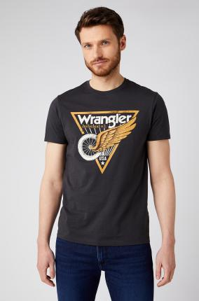 Camiseta wrangler - Ver los detalles del producto